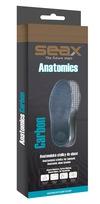 SEAX vložky do topánok Anatomics Carbon