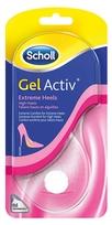 SCHOLL GelActiv Extreme Heels Gélové vložky do topánok - extrémne vysoké podpätky