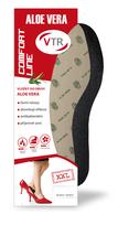 VTR Vložky do topánok Aloe Vera XXL 47-52