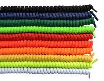 Špirálové šnúrky elastické
