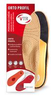 VTR Orto profil anatomické kožené vložky