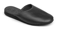 Kominárske papuče kožené 7-20084 K