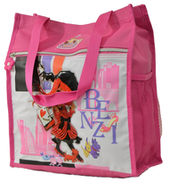 BZ 3625 dievčenská taška pink