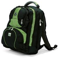 BOS 3267 batoh školský aj na notebook black-green