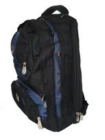 BOS 3267 batoh školský aj na notebook black-blue