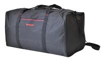 BZ 3379 cestovná taška black-red