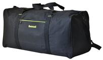 BZ 3379 cestovná taška black-green