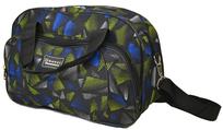 BZ 4232 športová taška green-blue