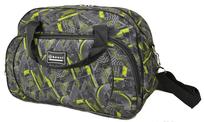BZ 4232 športová taška green-grey