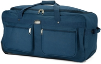 BZ 4152 cestovná taška na kolieskach blue