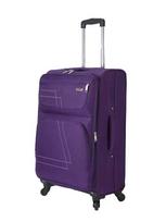 BZ 4199 -3 kufor na kolieskach (troll) - 50 cm violet