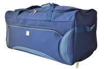 BZ 3822 cestovná taška na kolieskach blue-grey