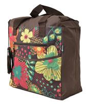 BZ 4216 plážová taška brown