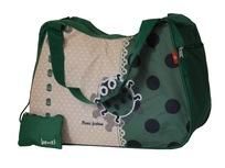 BZ 4469 plážová taška green
