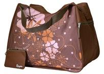 BZ 3356 plážová taška brown
