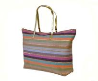BZ 4702 plážová taška farebná 4