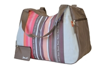 BZ 4466 plážová taška brown