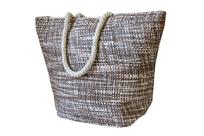 BZ 5019 plážová taška brown-beige