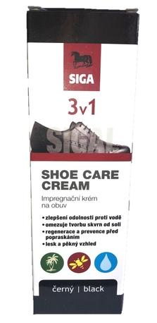 SIGAL Impregnačný krém na obuv 75 ml