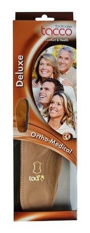 TACCO anatomické vložky do topánok Deluxe