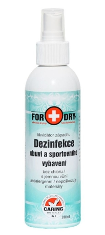 Likvidátor zápachu FOR-DRY 200 ml