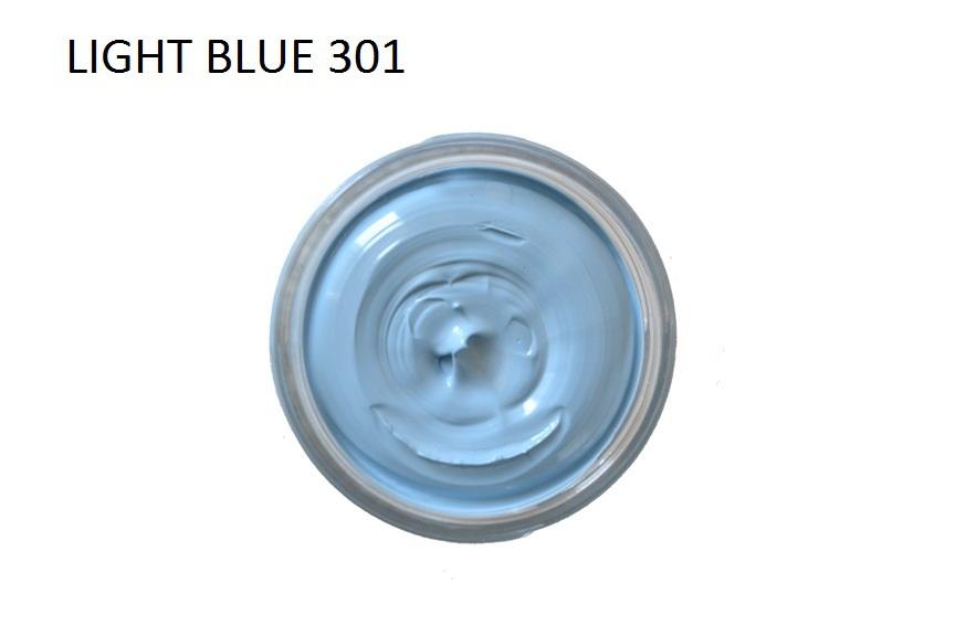 23b7af0884657 WOLY krém na obuv 50 ml svetlo modrá