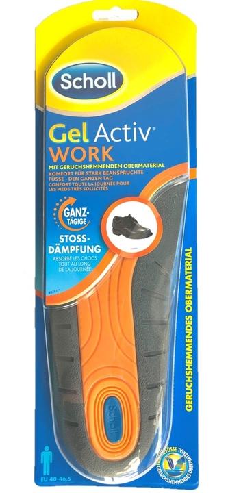 8e98654d3239 SCHOLL Gelové vložky do topánok GelActiv Work